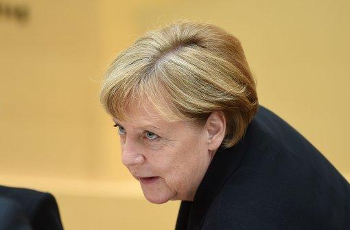Angela Merkels Flüchtlingspolitik gefällt nicht jedem. steht Foto: AFP
