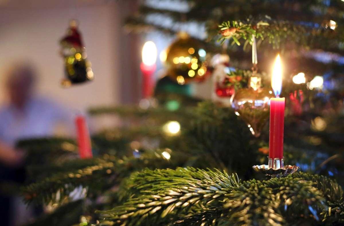 An Weihnachten werden die Corona-Maßnahmen gelockert – das wird Auswirkungen haben. Nur welche? Foto: dpa/Karl-Josef Hildenbrand