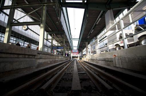 Achtfacher Betrüger im Hauptbahnhof Stuttgart festgenommen