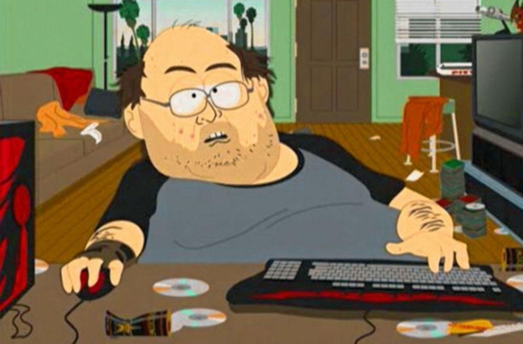 """So wie dieser Nerd aus """"South Park"""" werden alle unsere Kinder, wenn wir sie nicht vor dem Internet bewahren – sagt Manfred Spitzer. Foto: Comedy Central"""