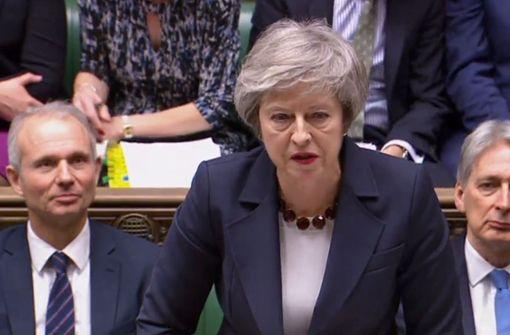 Niederlage für May bei wichtigem Parlamentsvotum