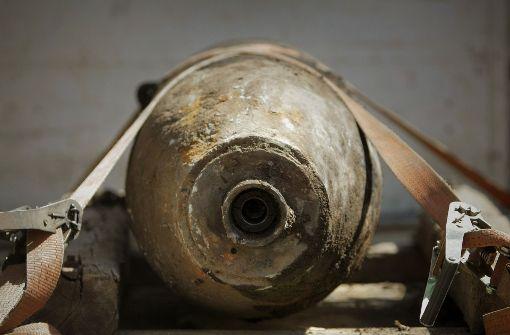 Weltkriegsbombe entschärft