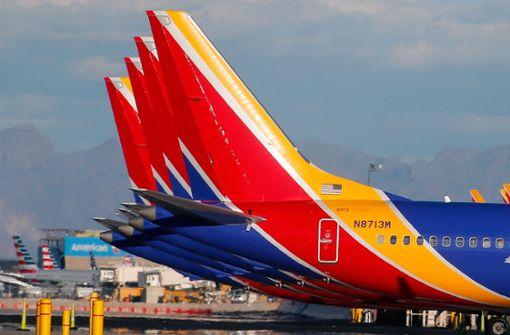 Boeing 737 Max könnte monatelang am Boden bleiben