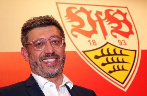 Das sagt Claus Vogt zum Trainerwechsel beim VfB