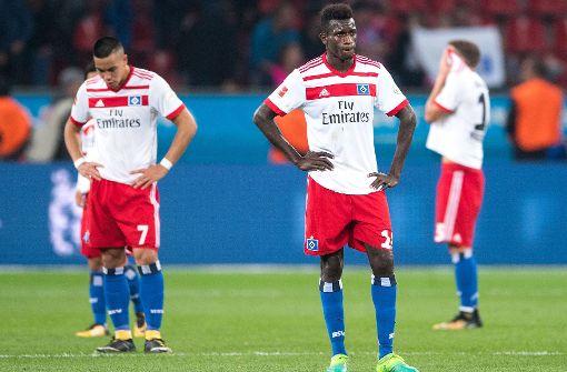 Hamburger SV verliert erneut