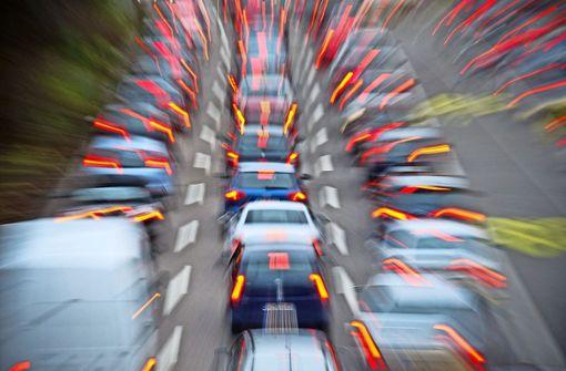Firmen kritisieren Verkehrschaos im Synergiepark