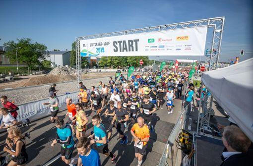 Stuttgart läuft trotz Corona – mit Abstand