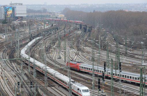 Gericht urteilt über Gleise am  Kopfbahnhof