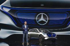 Daimler unter Strom