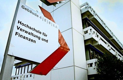Die Hochschule für Verwaltung in Ludwigsburg macht der Wissenschaftsministerin Theresia Bauer  zu schaffen.Hartmut Melenk führt die Hochschule übergangsweise. Foto: factum/Weise
