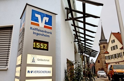 Noch ist die Raiffeisenbank Ingersheim eigenständig. Aller Voraussicht nach wird sich das bald ändern. Foto: factum/Granville