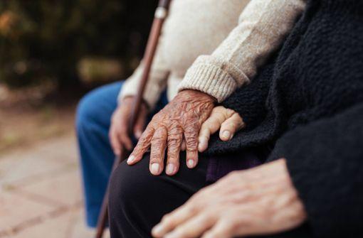 Zahl alter Menschen erreicht neuen Höchststand