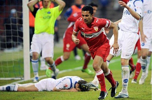 Emotionen, Aggressionen und Vorteil VfB