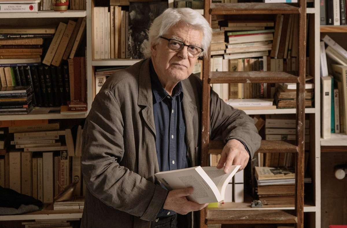 Georges Aperghis wurde in Athen geboren und lebt in Paris. Foto: dpa/Rui Camilo
