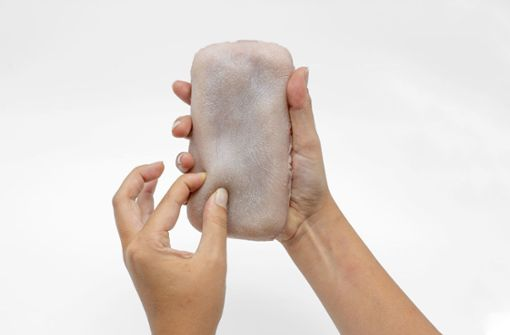 Diese Handyhülle reagiert wie echte Haut