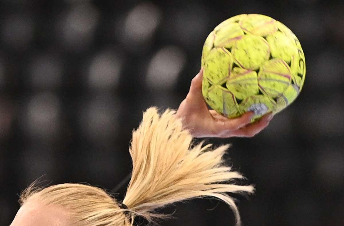Die Frauen-Handball-WM soll im Jahr 2025 unter anderem in Stuttgart ausgetragen werden (Symbolfoto). Foto: dpa/Marijan Murat