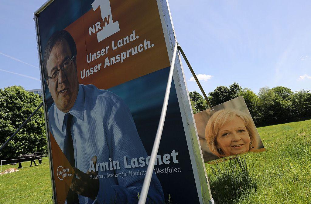 Die Landtagswahl in Nordrhein-Westfalen hat einen Regierungswechsel gebracht. Foto: dpa