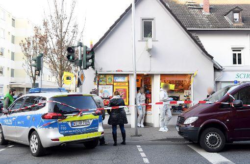 Verdächtiger nach tödlichen Schüssen in Kiosk gefasst