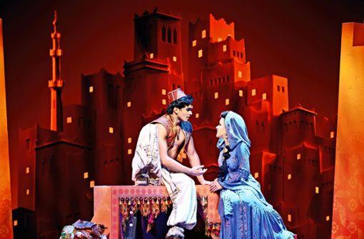 "Disneys ""Aladdin"" kommt ins SI-Centrum"