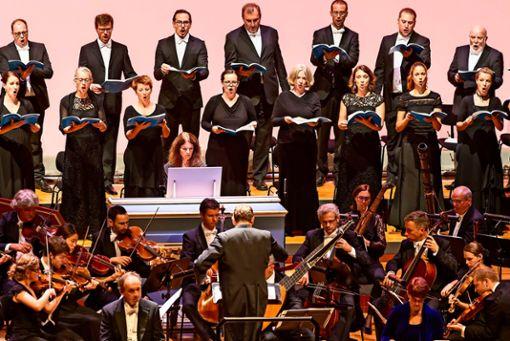 Alle sechs Motetten von Johann Sebastian Bach werden zu hören sein.