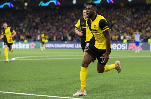 Bern siegt gegen United   - Adeyemis Elfmeter-Flut in Sevilla