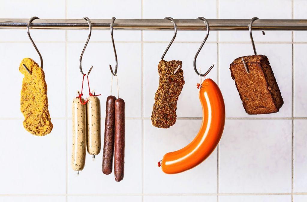 Mehr als 310 Millionen Euro haben die Deutschen 2015 für Fleischersatzprodukte ausgeben – 31,5 Prozent mehr als im Vorjahr. Foto: www.mauritius-images.com