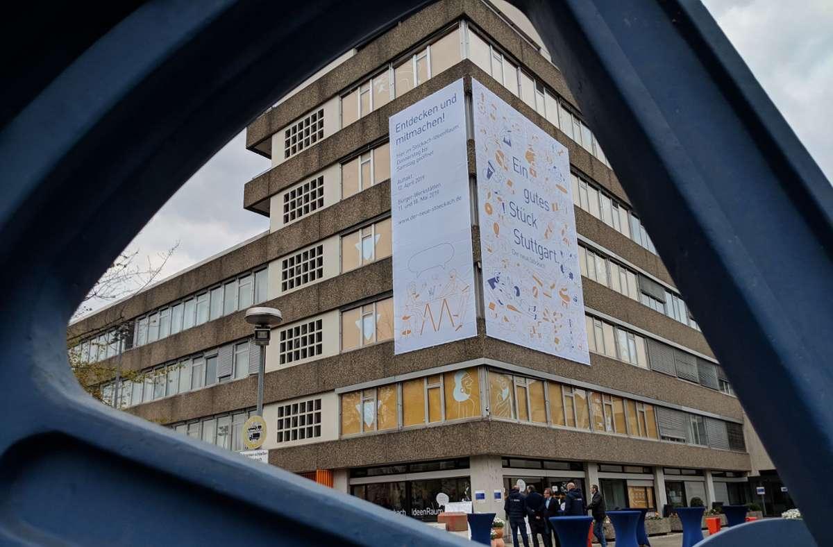 Wie viele Gebäude verträgt das Stöckach-Areal? Wie wirkt sich das auf das Klima im neuen Stadtviertel aus? Foto: /Jürgen Brand