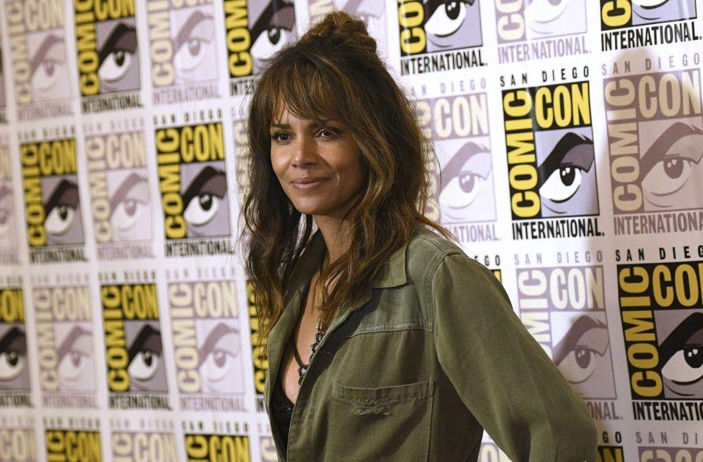 Schauspielerin Halle Berry auf der Comic Con in San Diego. Foto: Invision