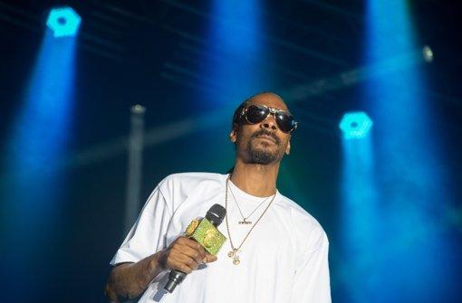 Lieber  Snoop Dogg!