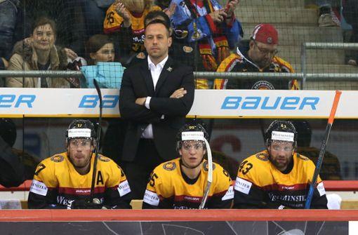 Bundestrainer Marco Sturm wechselt in die USA