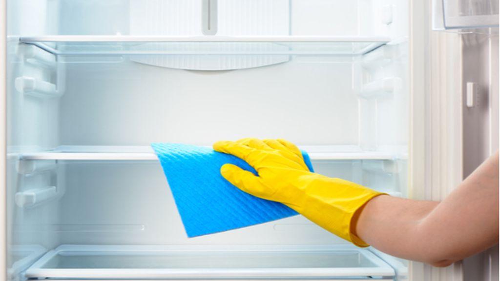Mit dieser Anleitung glänzt Ihr Kühlschrank wieder. Foto:  shutterstock / Andrew Rafalsky