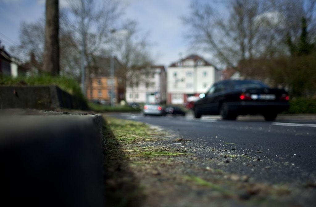 Auch die Zollbergstraße soll im kommenden Jahr zeitweilig voll gesperrt werden. Foto: Horst Rudel