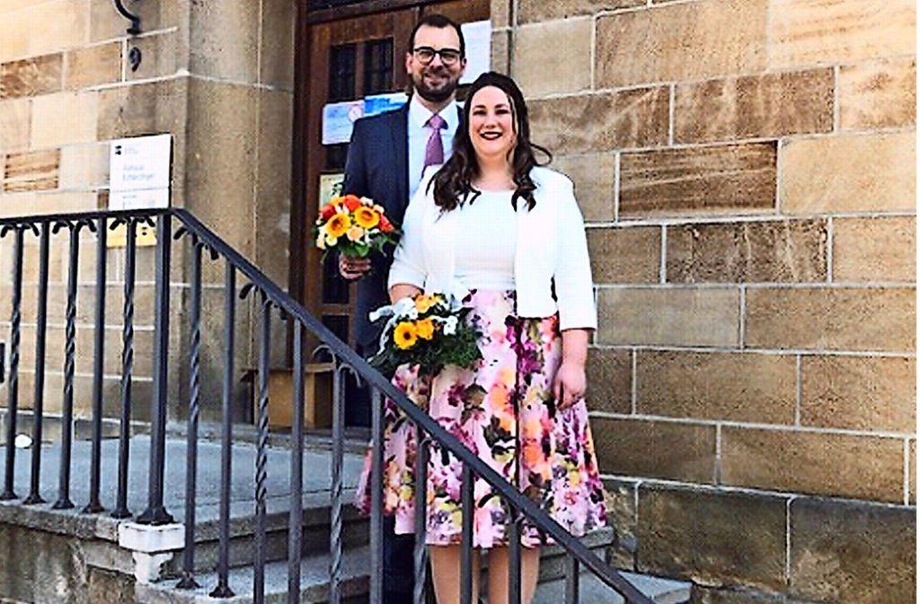Johanna und Patrick Seidemann Foto: privat