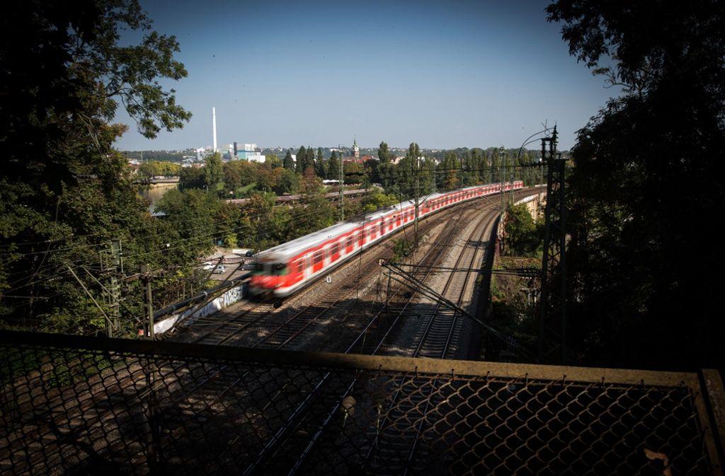 In Stuttgart kam es zu Ausfällen bei der S-Bahn (Archivbild). Foto: lichtgut/Achim Zweygarth