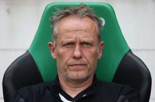 Christian Streich befürchtet, dass die klassischen Vereine schweren Zeiten entgegengehen. Foto: Getty