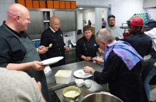 Zull und Oettinger im Finale des Koch-Duells