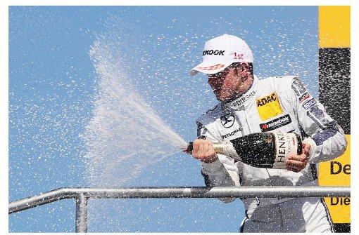 Di Resta gewinnt DTM-Rennen vor Glock
