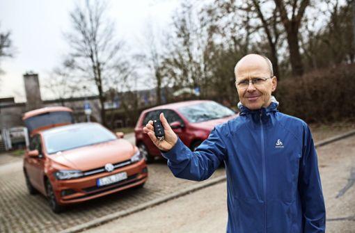 Marco Ehrt will Carsharing in Köngen starten