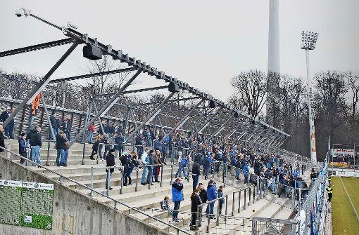 Nur Sparlösung für Gegentribüne im Gazi-Stadion
