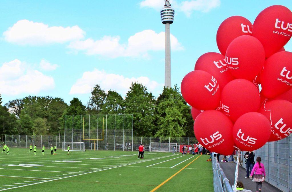 Beim Tus Stuttgart soll wieder der Sport im Vordergrund stehen. Foto: