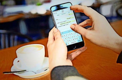 Verbraucherschützer verklagen  Whatsapp