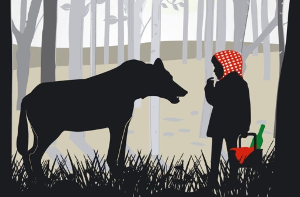 """neues vom altbuchstapel  john katzenbach """"der wolf"""