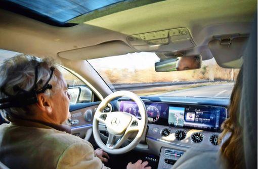 So stark beeinflusst automatisiertes Fahren die Aufmerksamkeit