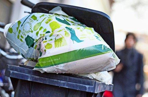 Die Müllverwertung im Kreis Ludwigsburg ist immer wieder Gegenstand von Diskussionen. Foto: dpa