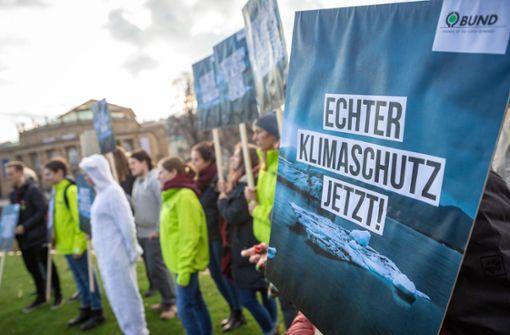 Parteien erzielen keinen Durchbruch im Klimaschutzstreit