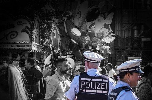 Polizei setzt Videoüberwachung ein