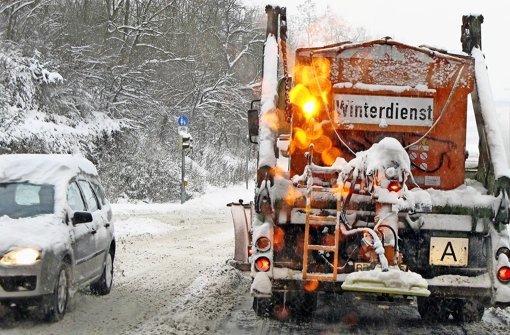 Viel Vorbereitungszeit auf verspäteten Schnee