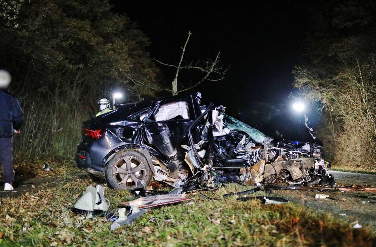Ein 48 Jahre alter Mann hat am Montag einen Unfall gebaut. Foto: 7aktuell.de/Kevin Lermer
