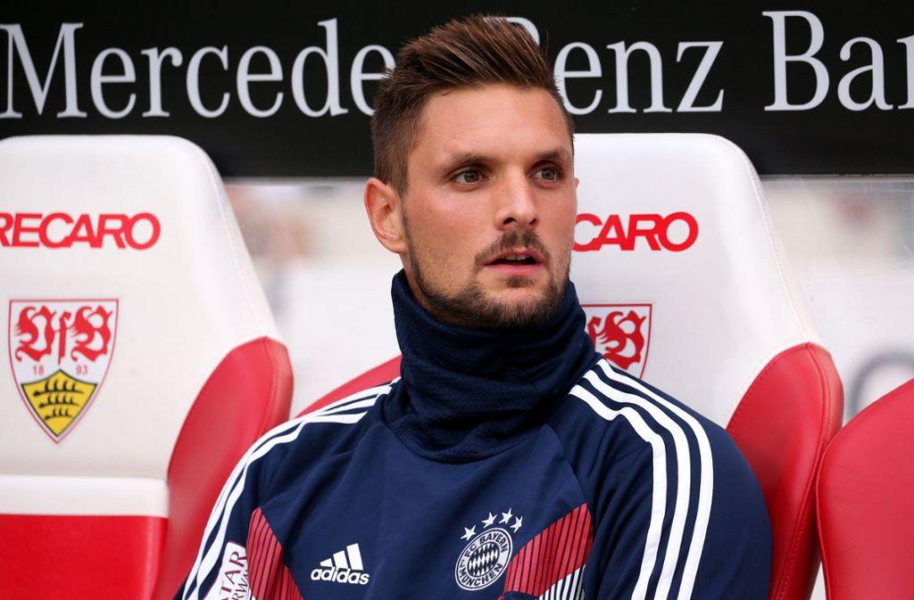 Sven Ulreich wurde in die Nationalmannschaft berufen. Foto: Pressefoto Baumann