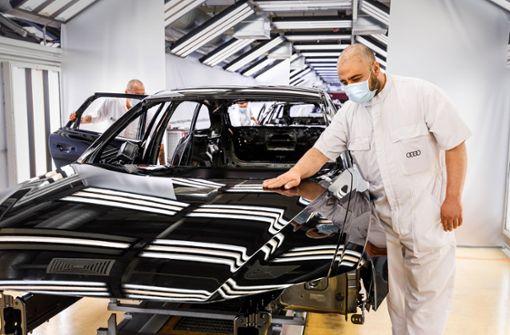 Audi Neckarsulm kämpft um Brennstoffzelle